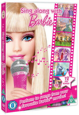 Barbie: Sing Along With Barbie DVD (2010) William Lau