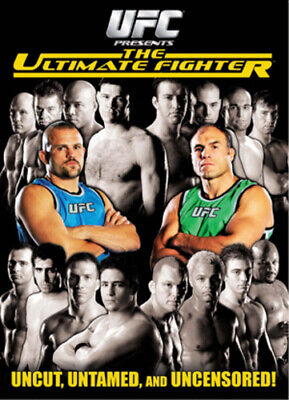 The Ultimate Fighter DVD (2005)