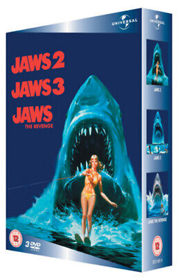 Jaws 2/Jaws 3/Jaws: The Revenge DVD (2005) Roy Scheider