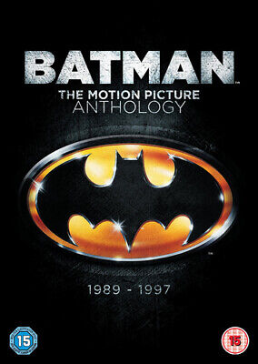 Batman: The Motion Picture Anthology DVD (2009) Val Kilmer