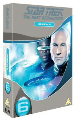 Star Trek the Next Generation: The Complete Season 6 DVD (2006) LeVar Burton,