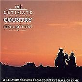 Various Artists : The Ultimate Country Collection CD FREE Shipping, Save £s
