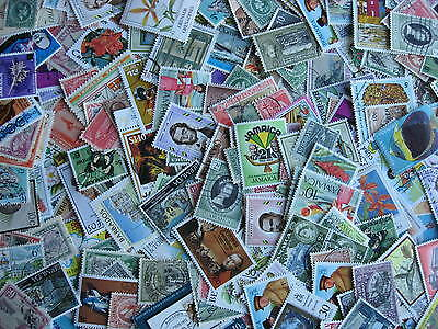CARIBBEAN 250 nice mixture (duplicates,mixed cond) old,new,45% comems,55% defins