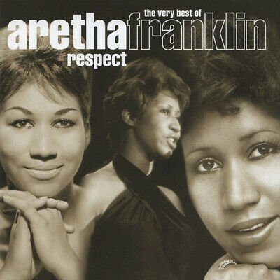 Aretha Franklin : Respect: The Very Best Of CD 2 discs (2002) Quality guaranteed
