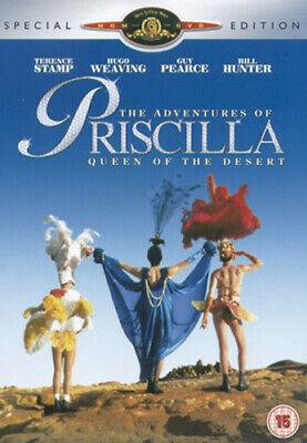 The Adventures of Priscilla, Queen of the Desert DVD (2005) Terence Stamp