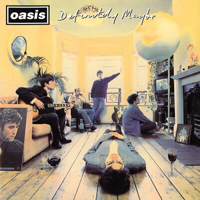 Oasis : Definitely Maybe CD (2005)