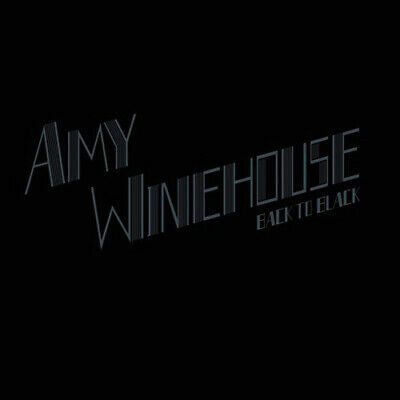 Amy Winehouse : Back to Black CD (2007)