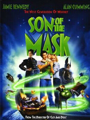 Son of the Mask DVD (2005) Jamie Kennedy