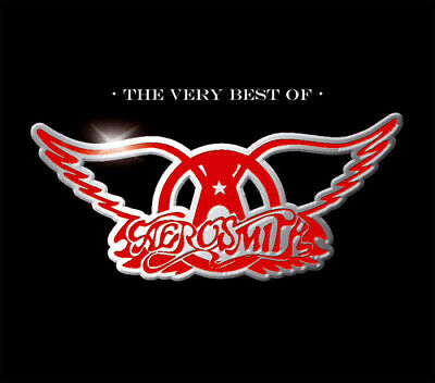 Aerosmith : The Very Best Of CD (2008)
