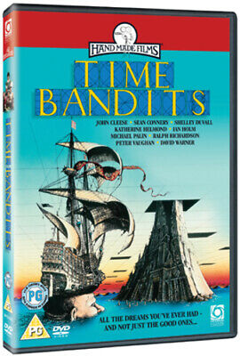 Time Bandits DVD (2009) Craig Warnock, Gilliam (DIR) cert PG Fast and FREE P & P
