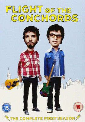 Flight of the Conchords: The Complete First Season DVD (2007) Jemaine Clement