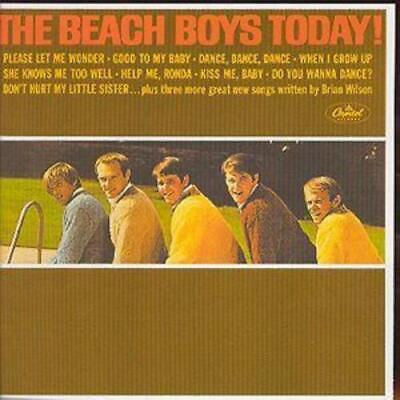 The Beach Boys : Today!/Summer Days: (And Summer Nights) CD (2001) Amazing Value