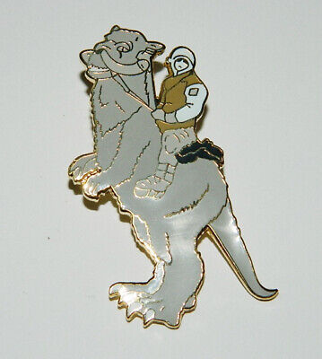 Star Wars: The Empire Strikes Back Luke on Tauntaun Metal Enamel Pin 1994 UNUSED