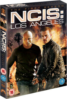 NCIS Los Angeles: The First Season DVD (2010) Chris O'Donnell