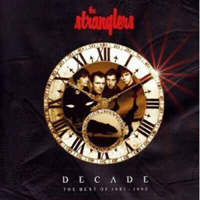 The Stranglers : Decade: The Best of 1981-1990 CD (2009)