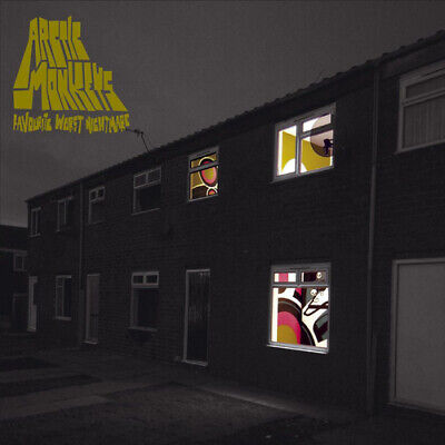 Arctic Monkeys : Favourite Worst Nightmare CD (2007) FREE Shipping, Save £s