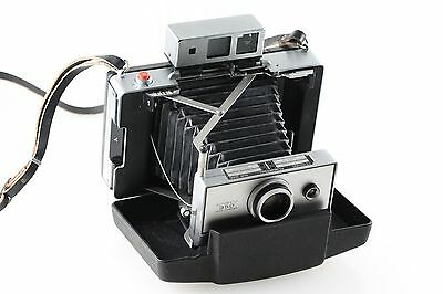 Polaroid Automatic 350 Land Camera Kamera Sofortbildkamera