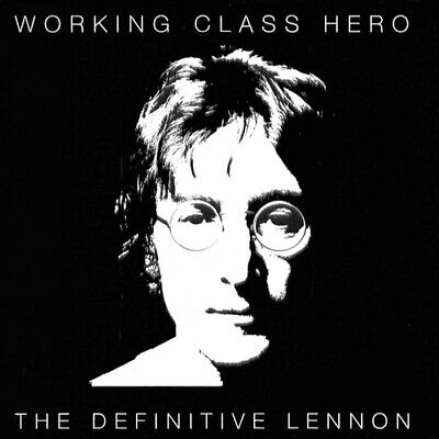 John Lennon : Working Class Hero: The Definitive Lennon CD (2005)