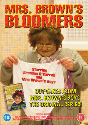 Mrs Brown's Boys: Mrs Brown's Bloomers DVD (2010) Brendan O'Carroll