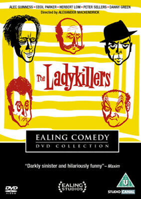 The Ladykillers DVD (2004) Alec Guinness