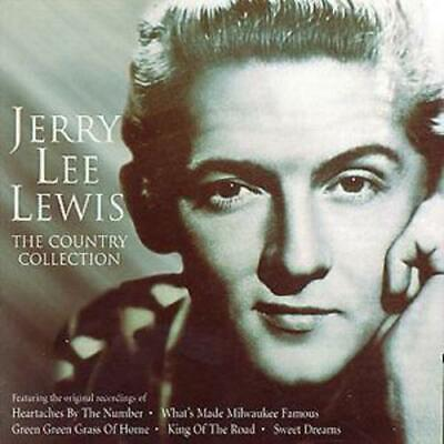 Jerry Lee Lewis : The Country Collection CD (1998)