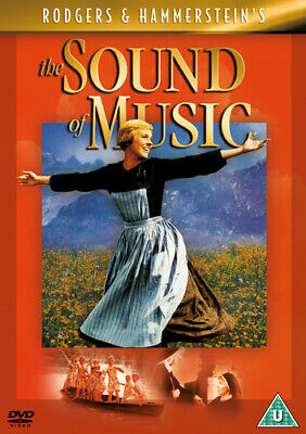 The Sound of Music DVD (2004) Julie Andrews