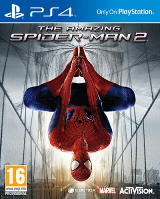 PlayStation 4 The Amazing Spider-Man 2 (PS4) VideoGames