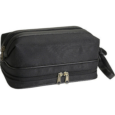 Dopp Super Travel Kit - Black Toiletry Kit NEW