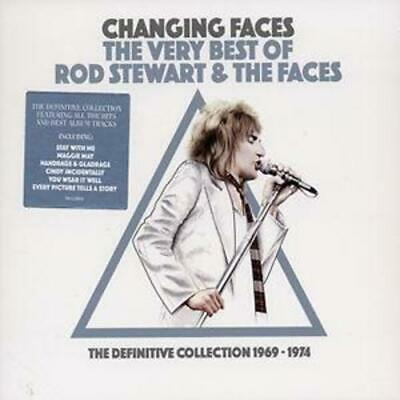 Rod Stewart : Changing Faces - The Very Best of Rod Stewart and the Faces: The