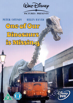 One of Our Dinosaurs Is Missing DVD (2004) Peter Ustinov