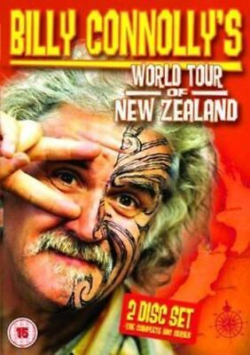 Billy Connolly's World Tour of New Zealand DVD (2004) Billy Connolly