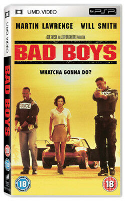 Bad Boys [UMD Mini for PSP] [1995] DVD