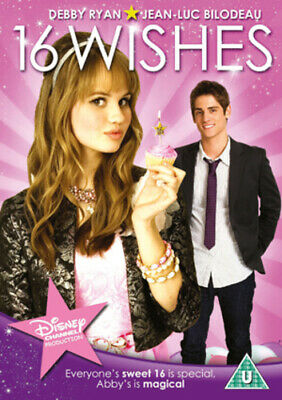 16 Wishes DVD (2011) Debby Ryan