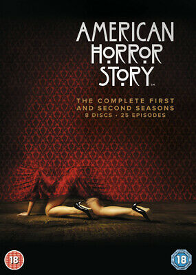 American Horror Story: The Complete First and Second Seasons DVD (2013) Evan