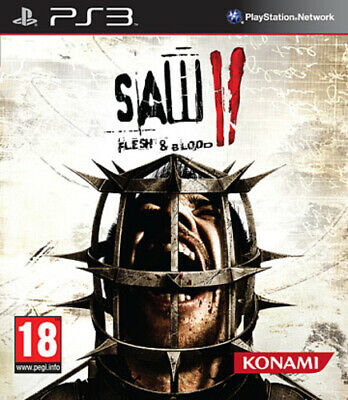 Saw 2 - The Video Game (PS3) PlayStation 3