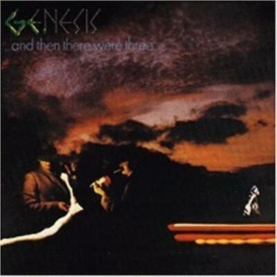 Genesis : And Then There Were Three CD
