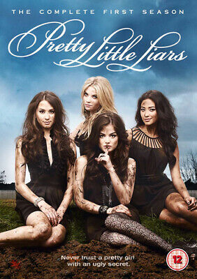 Pretty Little Liars: The Complete First Season DVD (2015) Troian Bellisario