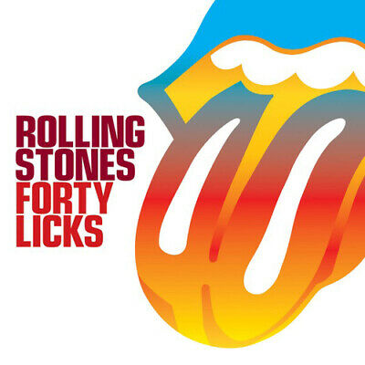 The Rolling Stones : Forty Licks CD (2005)
