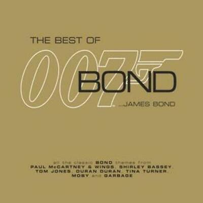 Various Artists : The Best of Bond... James Bond CD (2002) Fast and FREE P & P