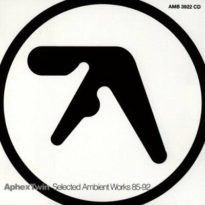 Aphex Twin : Selected Ambient Works 85-92 CD