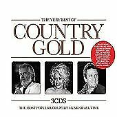 Various Artists : The Very Best of Country Gold CD Expertly Refurbished Product