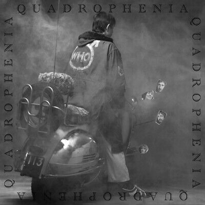 The Who : Quadrophenia CD (1996)