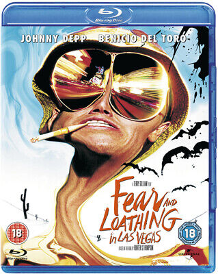 Fear and Loathing in Las Vegas Blu-ray (2010) Verne Troyer