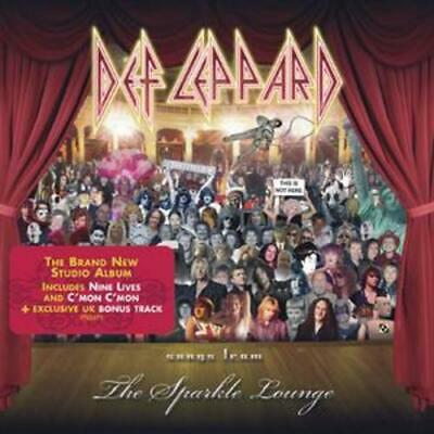 Def Leppard : Songs from the Sparkle Lounge CD (2008)