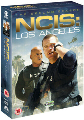 NCIS Los Angeles: The Second Season DVD (2011) Chris O'Donnell cert 15 6 discs
