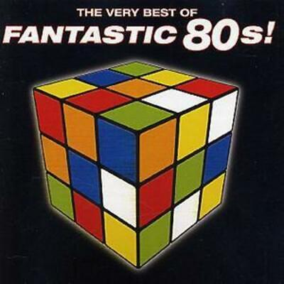 Various Artists : Very Best of Fantastic 80's CD 2 discs (2003) Amazing Value