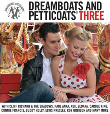 Various Artists : Dreamboats and Petticoats - Volume 3 CD (2009)
