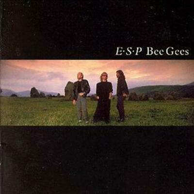 The Bee Gees : E.S.P CD (1987) Value Guaranteed from eBay's biggest seller!