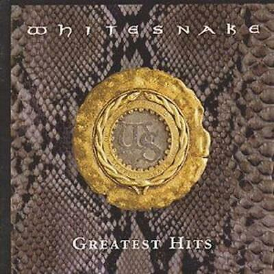 Whitesnake : Greatest Hits CD (1994) Highly Rated eBay Seller Great Prices