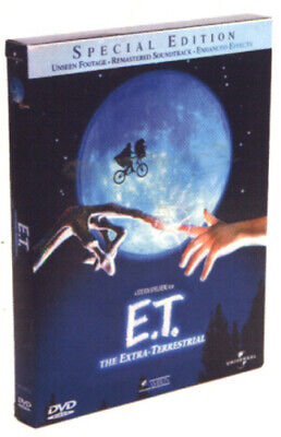 E.T. The Extra Terrestrial (Director's Cut) DVD (2002) Drew Barrymore,